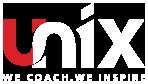 unix logo red-white