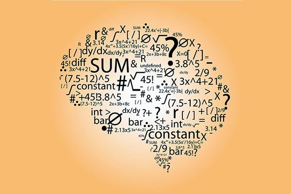 brain on math