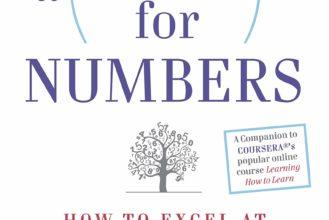 Cuốn sách A Mind For Numbers cho chúng ta biết điều gì?
