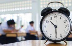 Khung giờ VÀNG ôn thi hiệu quả mà học sinh phải biết